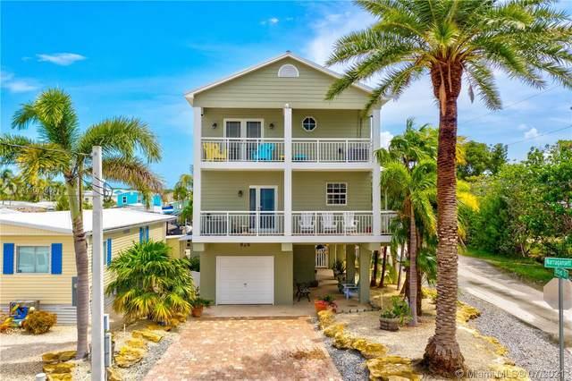 826 Boyd St, Key Largo, FL 33037 (MLS #A11071694) :: The Teri Arbogast Team at Keller Williams Partners SW