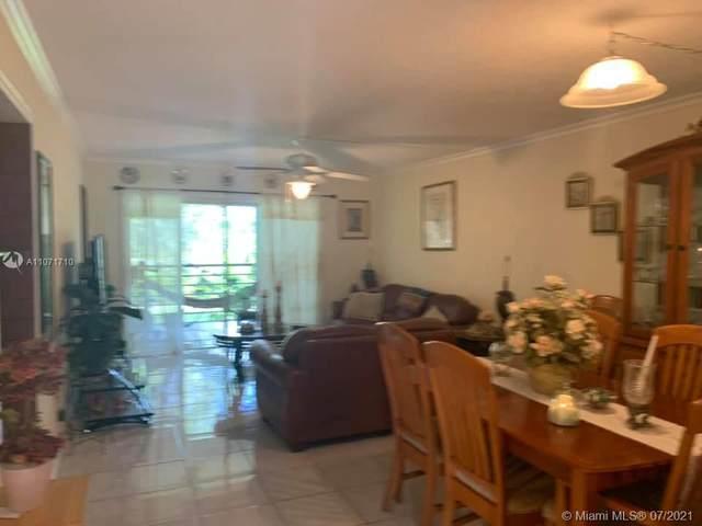 9440 SW 8th St #303, Boca Raton, FL 33428 (#A11071710) :: Dalton Wade