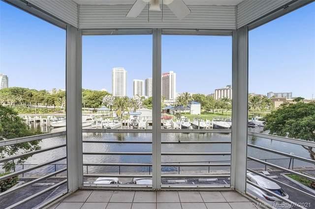 200 Diplomat Pkwy #332, Hallandale Beach, FL 33009 (MLS #A11071831) :: Castelli Real Estate Services