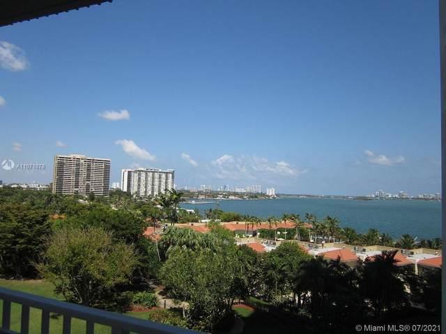 4000 Towerside Ter #809, Miami, FL 33138 (MLS #A11071878) :: Douglas Elliman