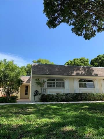11364 SW 172nd St 21743E, Miami, FL 33157 (MLS #A11071887) :: Castelli Real Estate Services