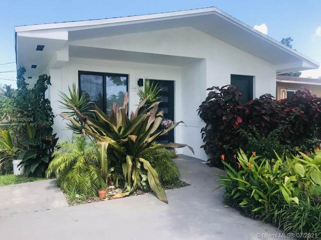 8795 NW 23rd Ave, Miami, FL 33147 (MLS #A11071924) :: Castelli Real Estate Services