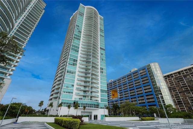 2101 Brickell Ave #708, Miami, FL 33129 (MLS #A11071970) :: The MPH Team