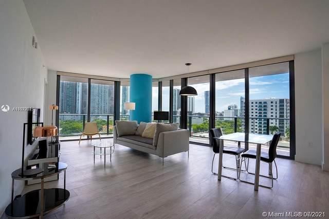 121 NE 34th St #904, Miami, FL 33137 (MLS #A11072025) :: Castelli Real Estate Services