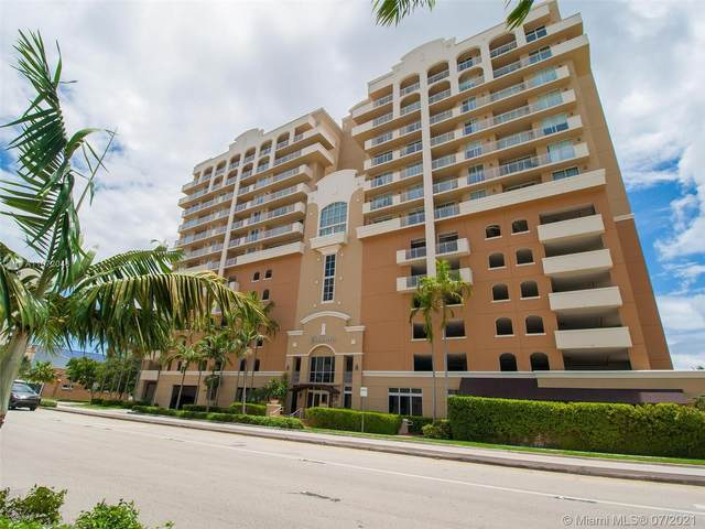 2425 SW 27th Ave #707, Miami, FL 33145 (MLS #A11072046) :: Castelli Real Estate Services