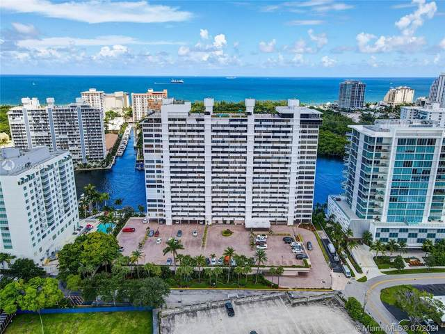 936 Intracoastal Dr 20D, Fort Lauderdale, FL 33304 (MLS #A11072084) :: Castelli Real Estate Services