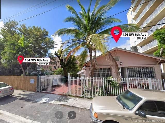 126 SW 6th Ave, Miami, FL 33130 (MLS #A11072117) :: Prestige Realty Group
