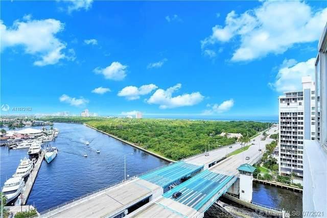 2670 E Sunrise Blvd #1428, Fort Lauderdale, FL 33304 (MLS #A11072162) :: ONE Sotheby's International Realty