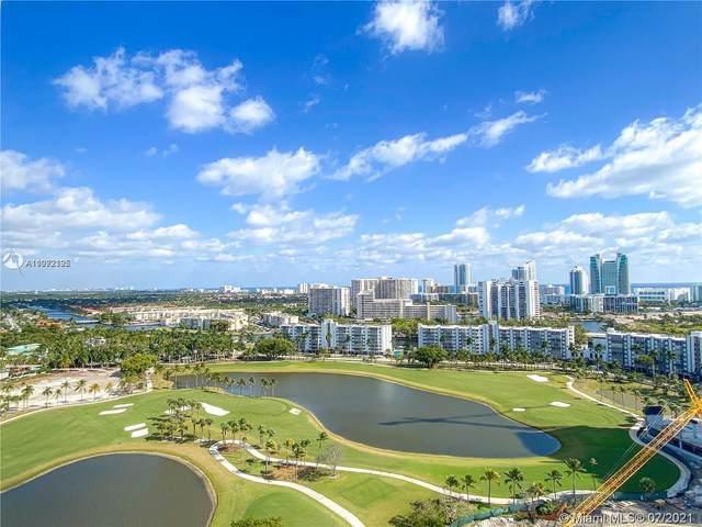 1755 E Hallandale Beach Blvd 1507E, Hallandale Beach, FL 33009 (MLS #A11072195) :: Carole Smith Real Estate Team