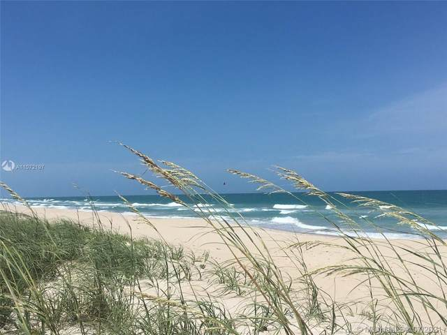 1551 E Shorelands Dr E, Vero Beach, FL 32963 (MLS #A11072197) :: The Rose Harris Group