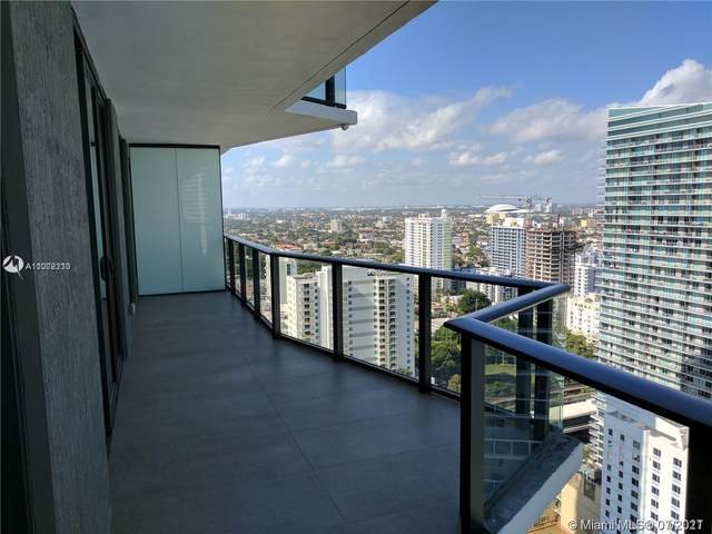 1300 S Miami Ave #3711, Miami, FL 33130 (MLS #A11072213) :: The Howland Group