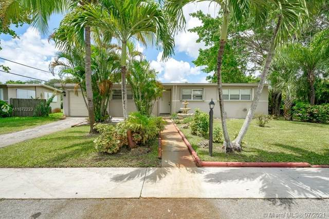6801 NW 14th Court, Plantation, FL 33313 (MLS #A11072223) :: The Teri Arbogast Team at Keller Williams Partners SW