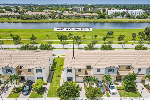 444 NE 194th Ter #444, Miami, FL 33179 (MLS #A11072230) :: The Riley Smith Group