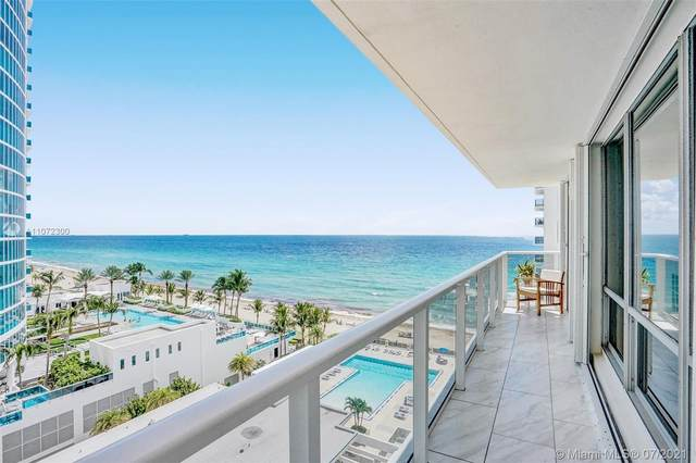 2751 S Ocean Dr 1001S, Hollywood, FL 33019 (MLS #A11072300) :: GK Realty Group LLC