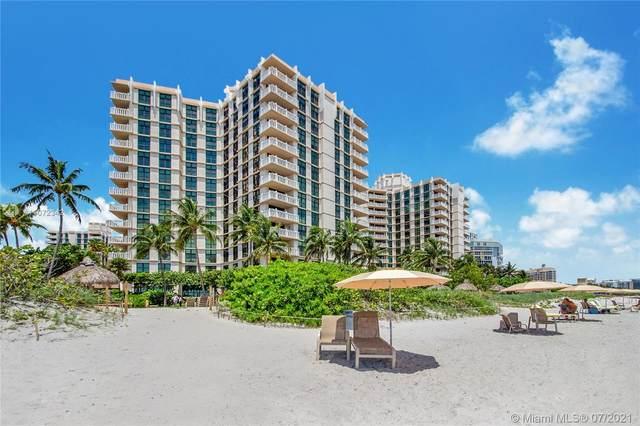 1111 Crandon Blvd B606, Key Biscayne, FL 33149 (MLS #A11072342) :: The Jack Coden Group