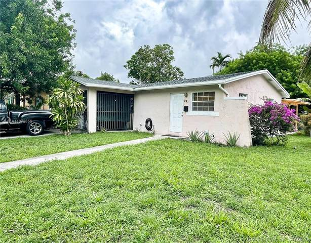 227 Jefferson Dr, Coral Gables, FL 33133 (MLS #A11072356) :: Podium Realty Group Inc
