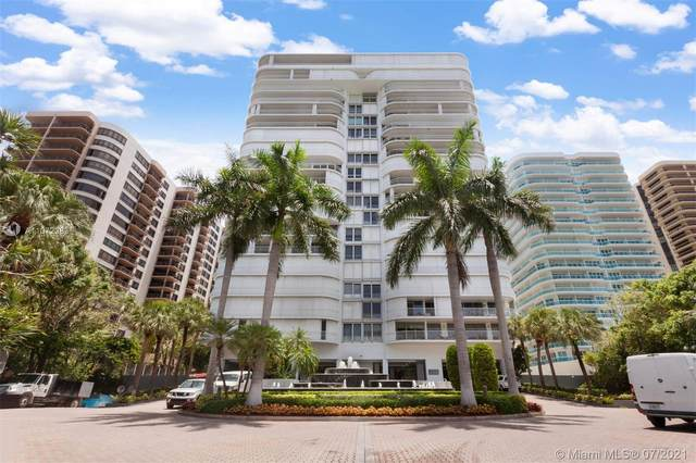 10155 Collins Ave #706, Bal Harbour, FL 33154 (MLS #A11072383) :: Equity Realty