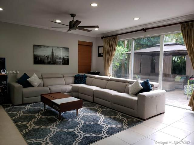 5271 SW 159th Ave, Miramar, FL 33027 (MLS #A11072424) :: Team Citron