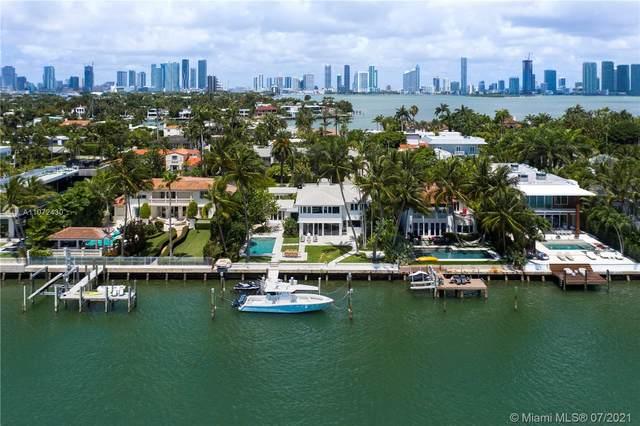 625 E Dilido Dr, Miami Beach, FL 33139 (MLS #A11072430) :: Berkshire Hathaway HomeServices EWM Realty