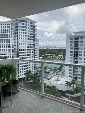 5701 Collins Ave #1215, Miami Beach, FL 33140 (MLS #A11072464) :: Berkshire Hathaway HomeServices EWM Realty