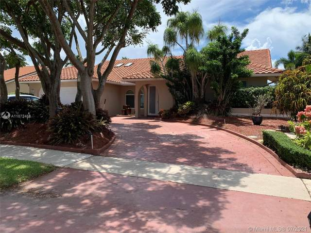 1431 NW 99th Ave, Plantation, FL 33322 (MLS #A11072468) :: Castelli Real Estate Services