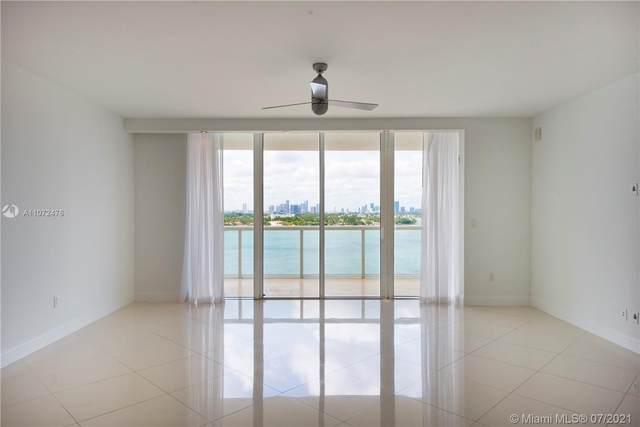 450 Alton Rd #1102, Miami Beach, FL 33139 (MLS #A11072476) :: The Howland Group