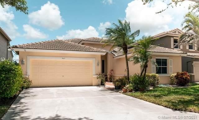 5417 NW 48th St, Coconut Creek, FL 33073 (MLS #A11072494) :: Re/Max PowerPro Realty