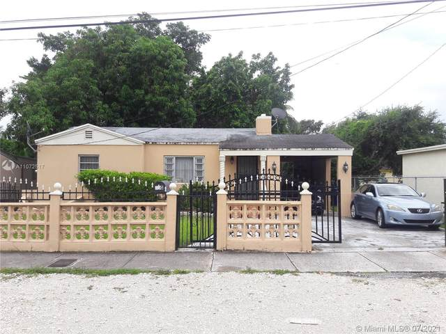 180 NW 67th St, Miami, FL 33150 (MLS #A11072517) :: The Teri Arbogast Team at Keller Williams Partners SW