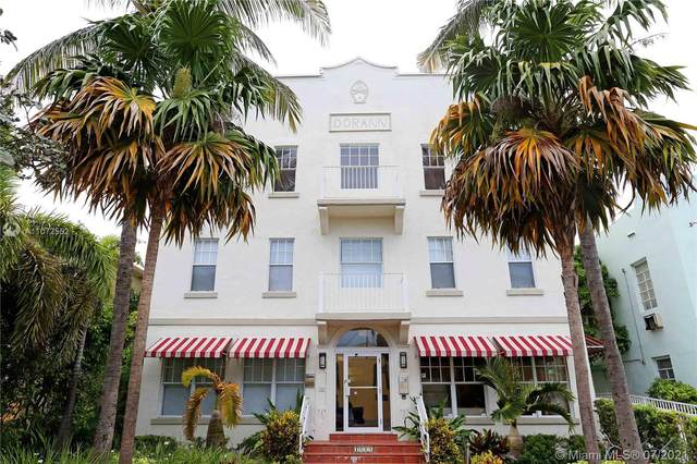 1244 Pennsylvania Ave #305, Miami Beach, FL 33139 (MLS #A11072552) :: GK Realty Group LLC