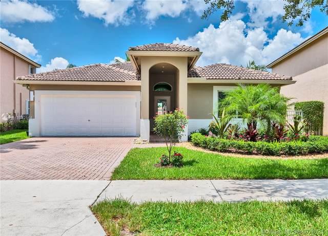 16440 Ruby Lk, Weston, FL 33331 (MLS #A11072584) :: Berkshire Hathaway HomeServices EWM Realty