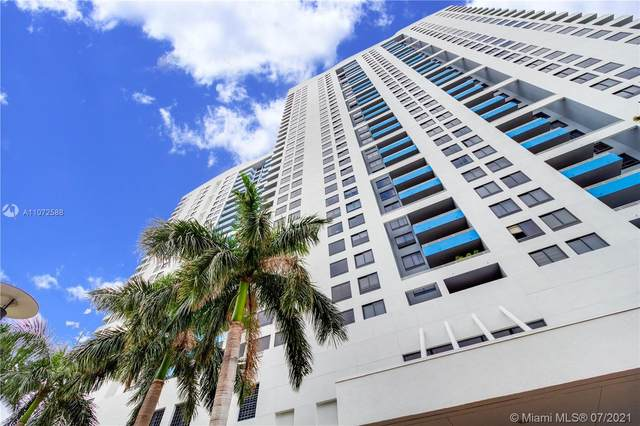 1330 West Ave #1408, Miami Beach, FL 33139 (MLS #A11072588) :: Green Realty Properties