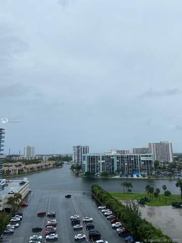 3725 S Ocean Dr #527, Hollywood, FL 33019 (#A11072617) :: Dalton Wade