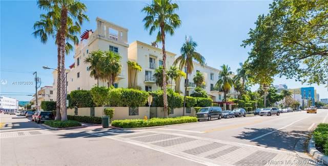 635 Euclid Ave #105, Miami Beach, FL 33139 (MLS #A11072630) :: The Paiz Group