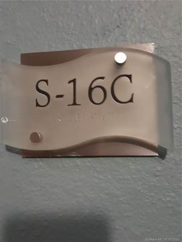 4001 S Ocean Dr 16C, Hollywood, FL 33019 (MLS #A11072677) :: Carole Smith Real Estate Team