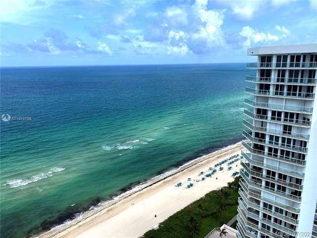 16485 E Collins Ave Os32c, Sunny Isles Beach, FL 33160 (MLS #A11072706) :: The Teri Arbogast Team at Keller Williams Partners SW