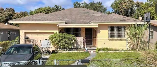 1255 NW 69th St, Miami, FL 33147 (MLS #A11072732) :: The Teri Arbogast Team at Keller Williams Partners SW