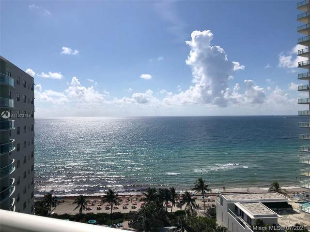 3901 S Ocean Dr 14M, Hollywood, FL 33019 (#A11072764) :: Dalton Wade