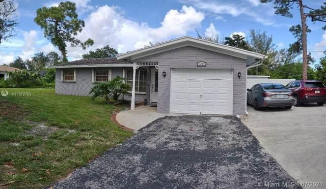 3472 Pinehurst Dr, Lake Worth, FL 33467 (MLS #A11072789) :: The Teri Arbogast Team at Keller Williams Partners SW