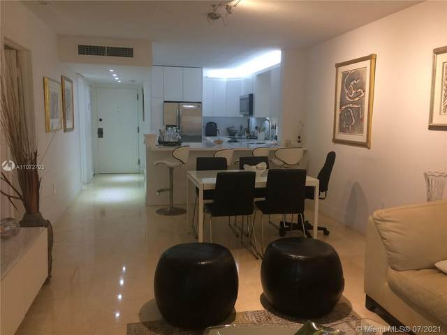55 Ocean Lane Dr #2030, Key Biscayne, FL 33149 (MLS #A11072793) :: Carole Smith Real Estate Team