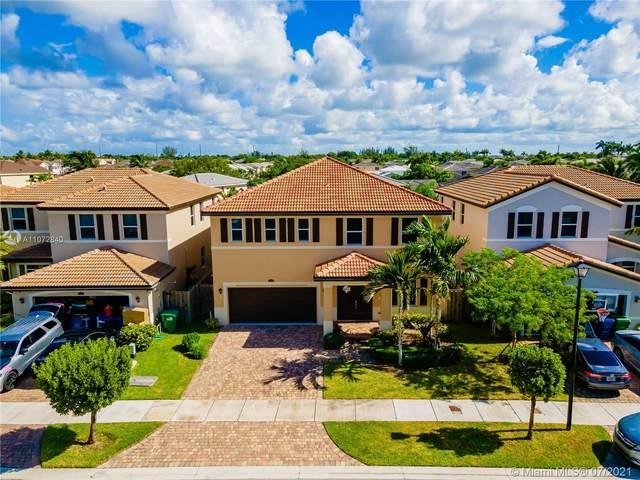 12119 SW 253rd St, Homestead, FL 33032 (MLS #A11072840) :: Prestige Realty Group