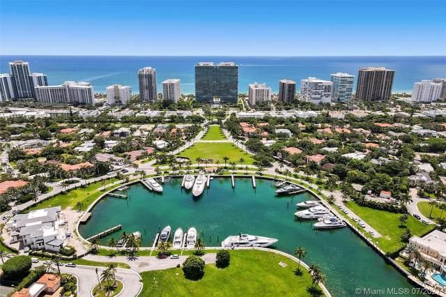 50 Park Dr #10, Bal Harbour, FL 33154 (MLS #A11072876) :: Douglas Elliman