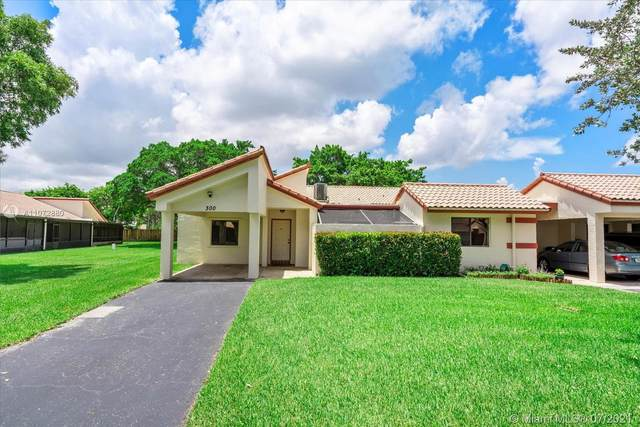 300 Lakeside Ct #198, Sunrise, FL 33326 (MLS #A11072880) :: Castelli Real Estate Services