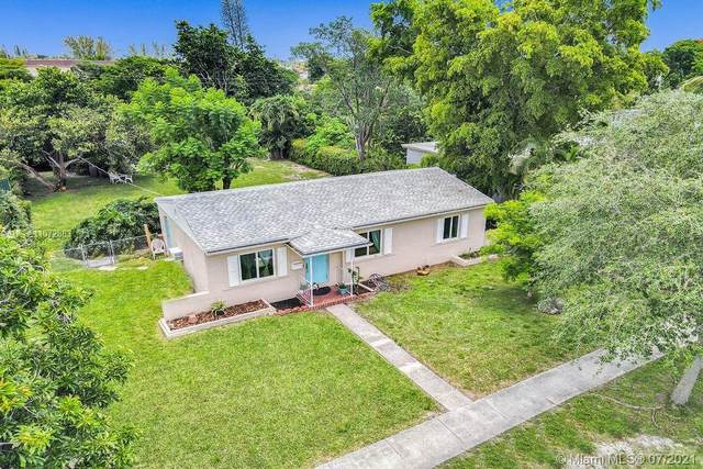 1335 NE 140th St, North Miami, FL 33161 (MLS #A11072883) :: Equity Realty