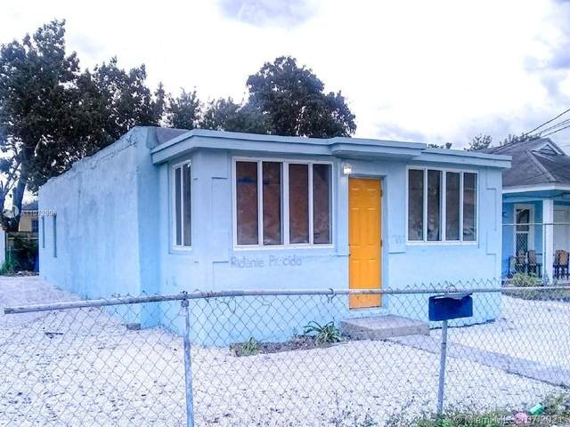 1760 NW 65th St, Miami, FL 33147 (MLS #A11072908) :: Douglas Elliman