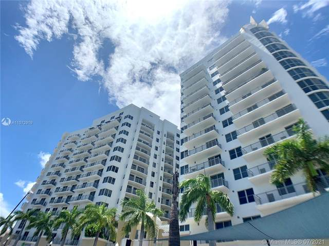 1830 Radius Dr #910, Hollywood, FL 33020 (MLS #A11072919) :: The Howland Group