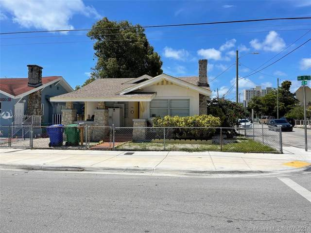 994 NW 2nd St, Miami, FL 33128 (MLS #A11072994) :: Green Realty Properties