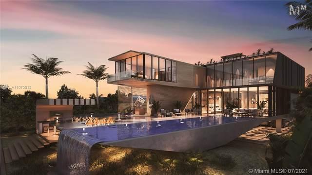 873 N Shore Dr, Miami Beach, FL 33141 (MLS #A11073013) :: The Howland Group