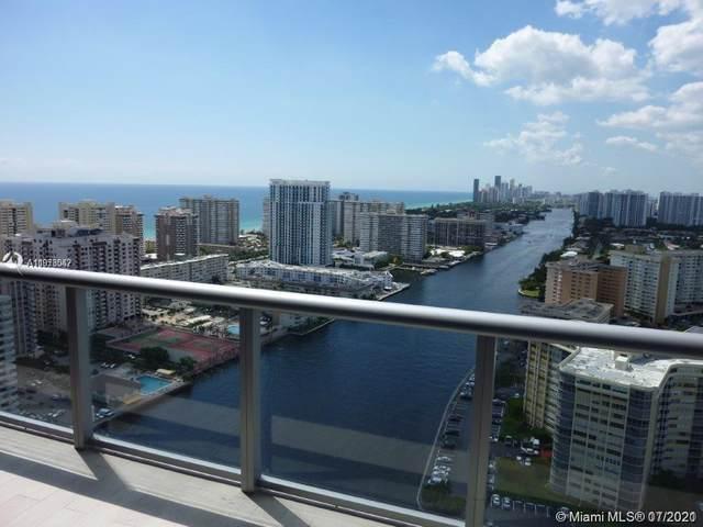 2600 E Hallandale Beach Blvd T3209, Hallandale Beach, FL 33009 (MLS #A11073042) :: Castelli Real Estate Services