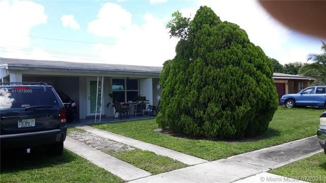 3051 SW 47th St, Dania Beach, FL 33312 (MLS #A11073050) :: The Rose Harris Group