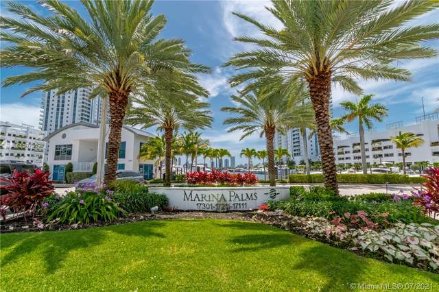 17301 Biscayne Blvd #506, North Miami Beach, FL 33160 (MLS #A11073094) :: Castelli Real Estate Services